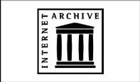 Logo Internet Archieve