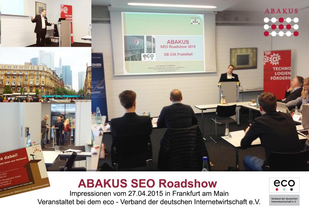 ABAKUS SEO-Roadshow-Frankfurt-eco