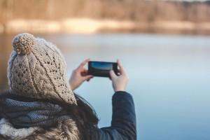 Das Smartphone als ständiger Begleiter
