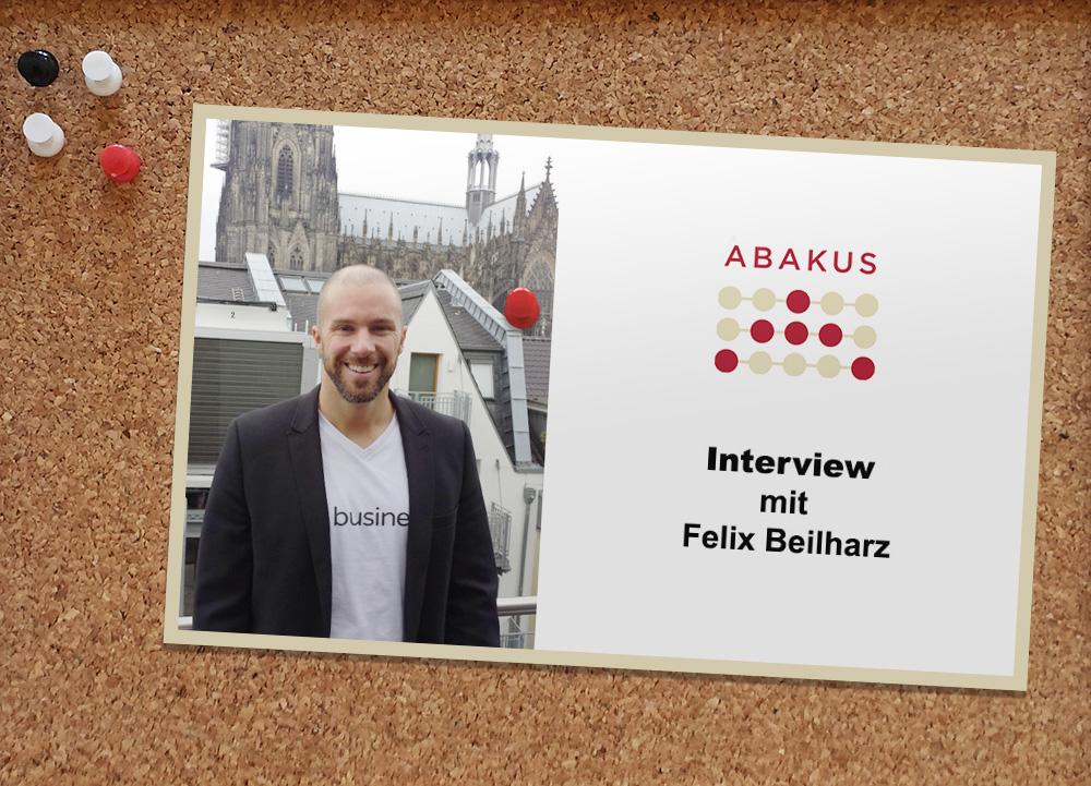 ABAKUS im Interview mit Felix Beiharz, Foto von Felix Beilharz