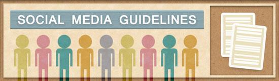 Social Media Guidelines für Mitarbeiter