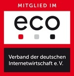 Abakus ist Mitglied im eco Verband