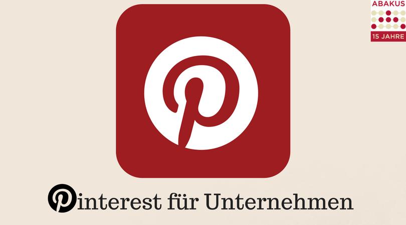 Pinterest fuer Unternehmen