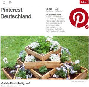 Pinterest fuer Unternehmen_Unternehmensprofil