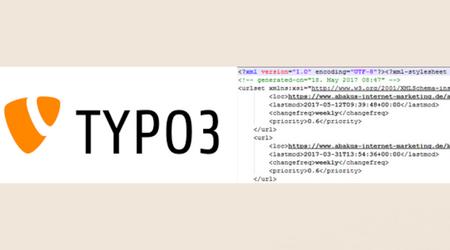 XML-Sitemap und TYPO3