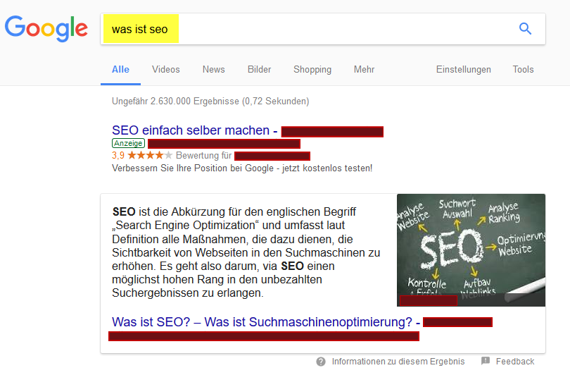 was ist seo