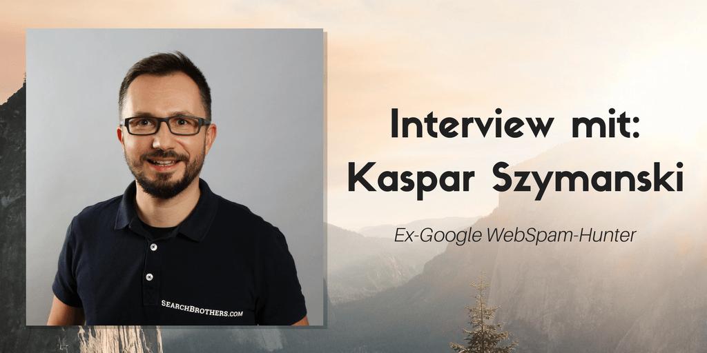 ABAKUS Interview mit Kaspar Szymanski