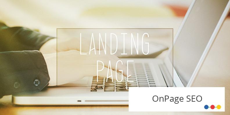 Landingpage Optimierung für das optimale Google Ranking