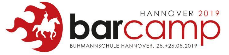 Logoabbildung des Barcamp Hannover 2019