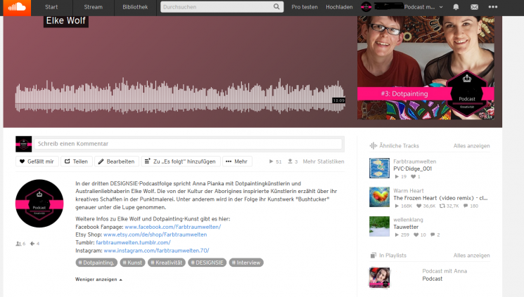Podcast iSoundcloud