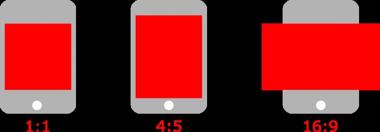 Videodarstellung auf Smartphones