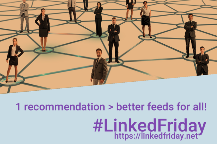#Linkedfriday