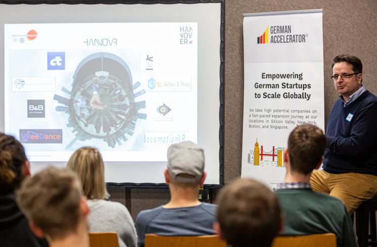 BIG-Hannover German Accelerator Event - Hannover Impuls