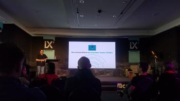 Eindrücke von der Contentixx 1
