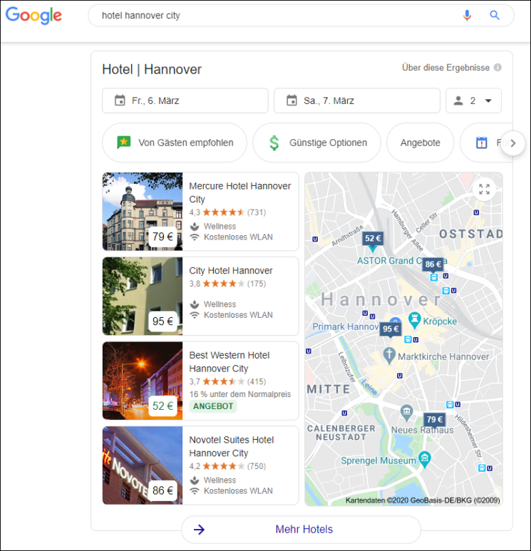 Google My Business: Local Teaser