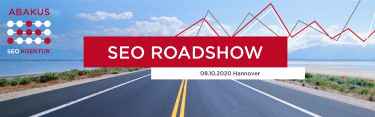 SEO Roadshow Hannover