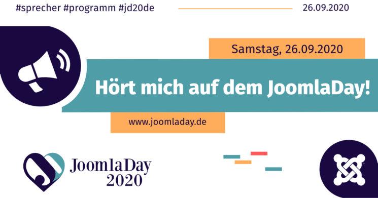 Anna Pianka Speakerin JoomlaDay2020